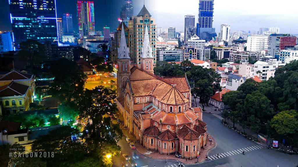 best places to visit in vietnam ho chi minh