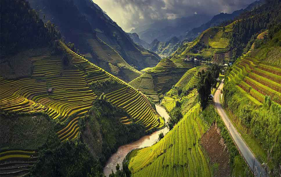 Vietnam visits - Experience and useful information for visitor traveling in VN