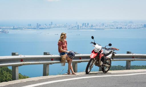 hai van pass hire motorbike